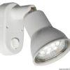 Batsystem Opal II halogen spotlight ABS chromed - Code 13.869.03 2