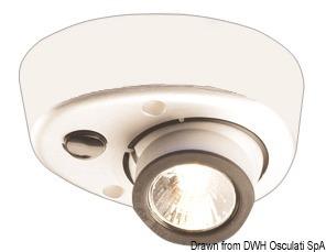Batsystem Eyelight halogen spotlight 12 V 8 W - Code 13.870.74 3