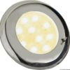 Batsystem Opal II halogen spotlight ABS chromed - Code 13.869.03 1