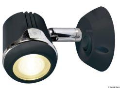 Articulated HI-POWER LED white spotlight 12/24 V - Code 13.896.01 5