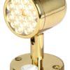 Articulated HI-POWER LED white spotlight 12/24 V - Code 13.896.01 1