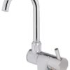 Whale flush mount shower no cover cold/hot water - Code 17.031.06 1