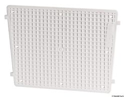 Stern protection plate RAL 9010 42 x 34 cm - Code 47.764.95 9