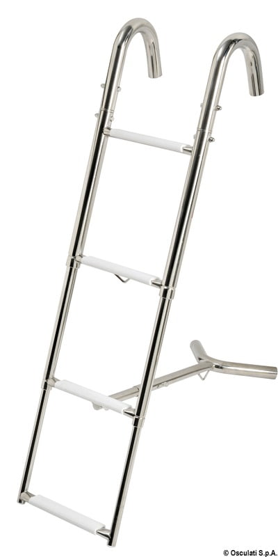 Bow telescopic ladder - Code 49.548.04 3
