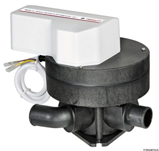 Electrif.kit,valve 5023400 12V - Code 50.231.12 5