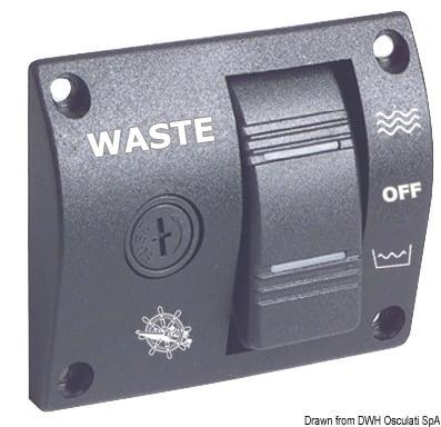 Electrif.kit,valve 5023400 12V - Code 50.231.12 4