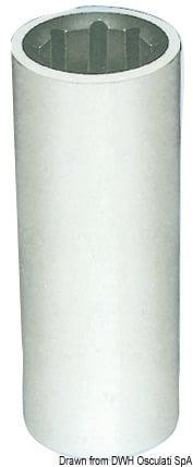 Spring bearing 40 mm fbrgl. - Code 52.208.40 3