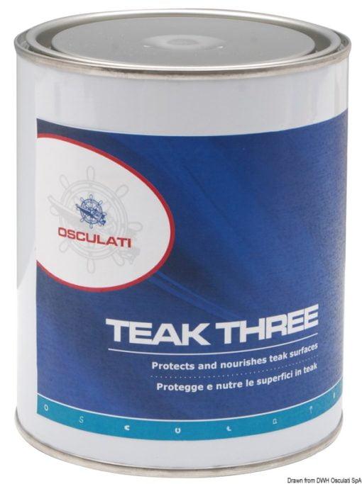 Dirt remover Teak Three - Code 65.744.00 3