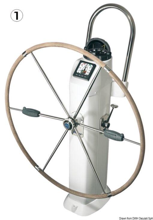 Folding wheel cm 101 - Code 69.101.40 3
