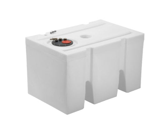 Plastic drinking water tank of large capacity lt. 230 - (CAN SB) Code SE8005 3