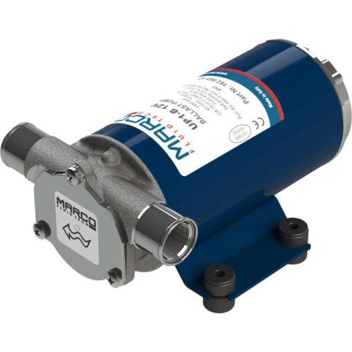 Marco UP1-B Ballast pump with rubber impeller 45 l/min (24 Volt) - Code 16200313 3