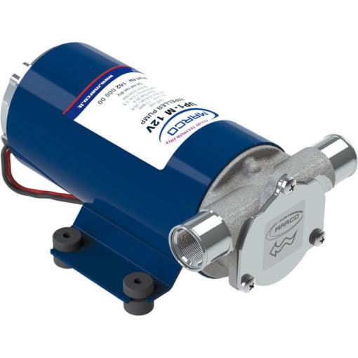 Marco UP1-M Pump, rubber impeller 45 l/min (12 Volt) - Code 16200612 3