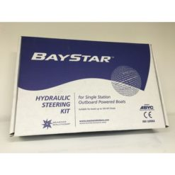 BayStar PREMIUM hydraulic steering for outboard engines up to max 150 Hp (no hoses) - code HK4300A-3 15