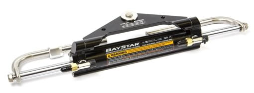 BayStar PREMIUM hydraulic steering for outboard engines up to max 150 Hp (no hoses) - code HK4300A-3 10