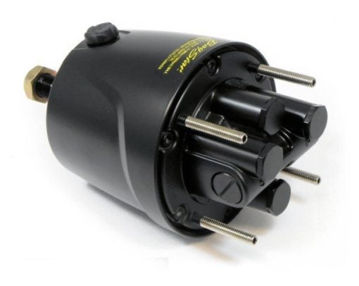 BayStar PREMIUM hydraulic steering for outboard engines up to max 150 Hp (no hoses) - code HK4300A-3 7