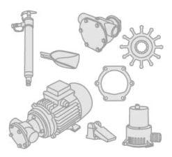 16 - Bilge pumps- impellers- fresh water pumps