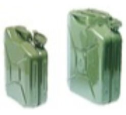 Tanks- jerrycans and funnels