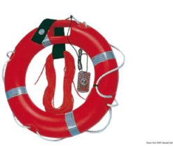 MED (Marine Equipment) type-tested ring lifebuoys