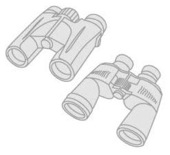 26 - Binoculars- plotting
