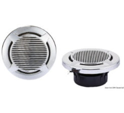 Boating stereo speakers