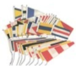 Flags- ''Gran Pavese'' flags and burgees
