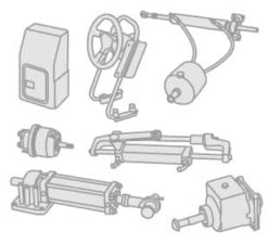45 - Steering systems