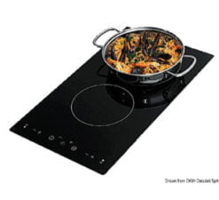 Electric hob units