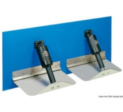 Trim tab actuators/pistons and accessories