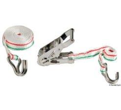 Fixing straps