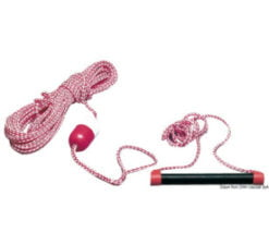 Tow ropes for skis