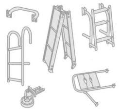 Ladders- gangboards- platforms
