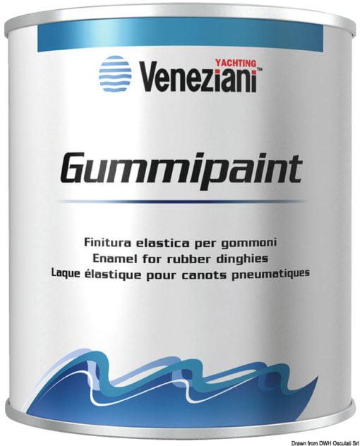 VENEZIANI Gummipaint elastic antifouling paint 1