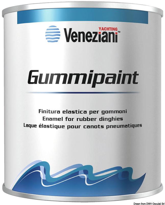 VENEZIANI Gummipaint elastic antifouling paint 2